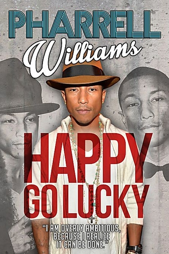 PHARRELL: HAPPY-GO-LUCKY