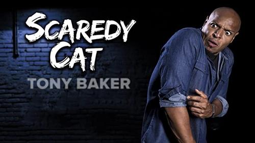 TONY BAKER'S SCAREDY CAT (1)