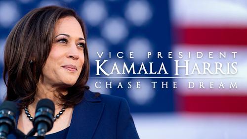 VICE PRESIDENT KAMALA HARRIS: CHASE THE DREAM (1)